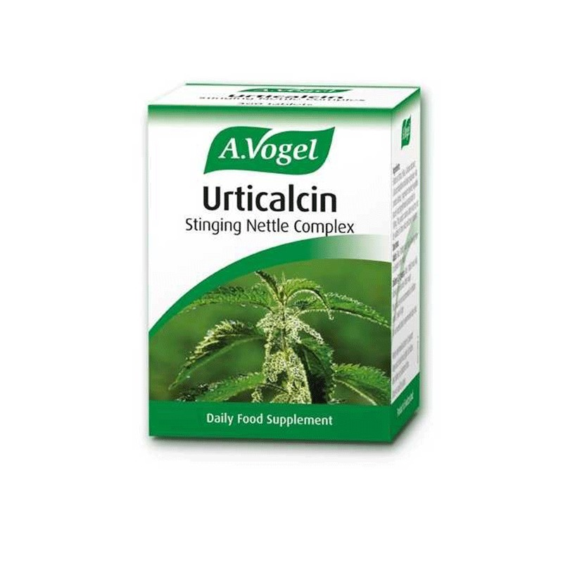 A. Vogel Urticalcin 600 comprimidos