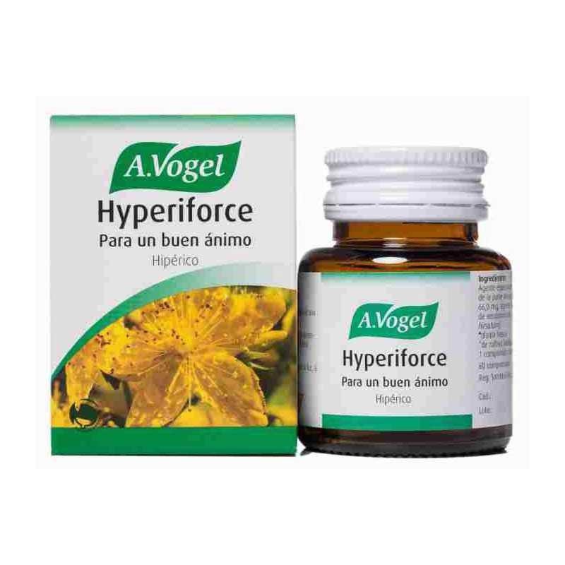 A. Vogel Hyperiforce Hipérico Estado de Ánimo 60 comprimidos