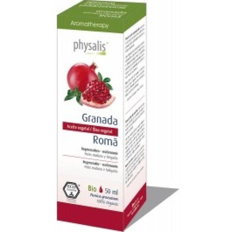Physalis Aceite de Granada BIO 50ml
