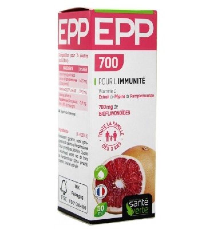 EPP BIO 1200 extracto de semilla de pomelo 50ML