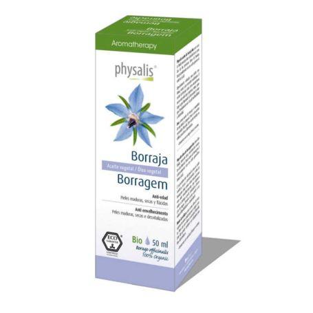 Physalis Aceite Vegetal de Borraja BIO 50ml