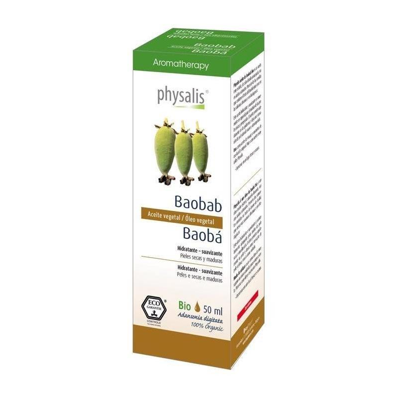 Physalis Aceite de Baobab 100ml