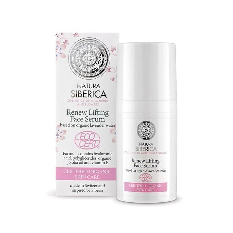 Natura Siberica Lifting Sérum Facial Renovador 30 ml