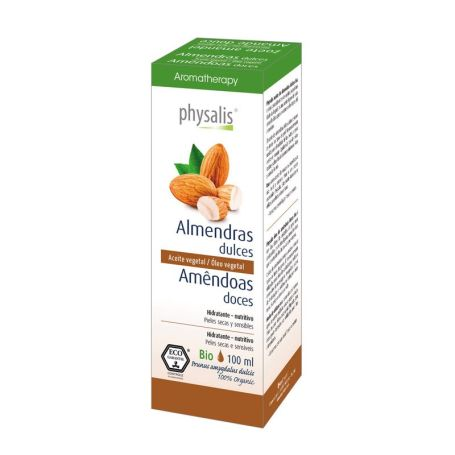 Physalis Aceite de Almendras Dulces BIO 100ml