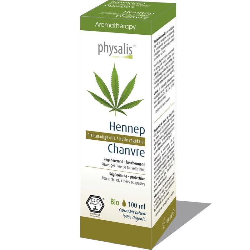 Physalis Aceite de Cáñamo 100ml