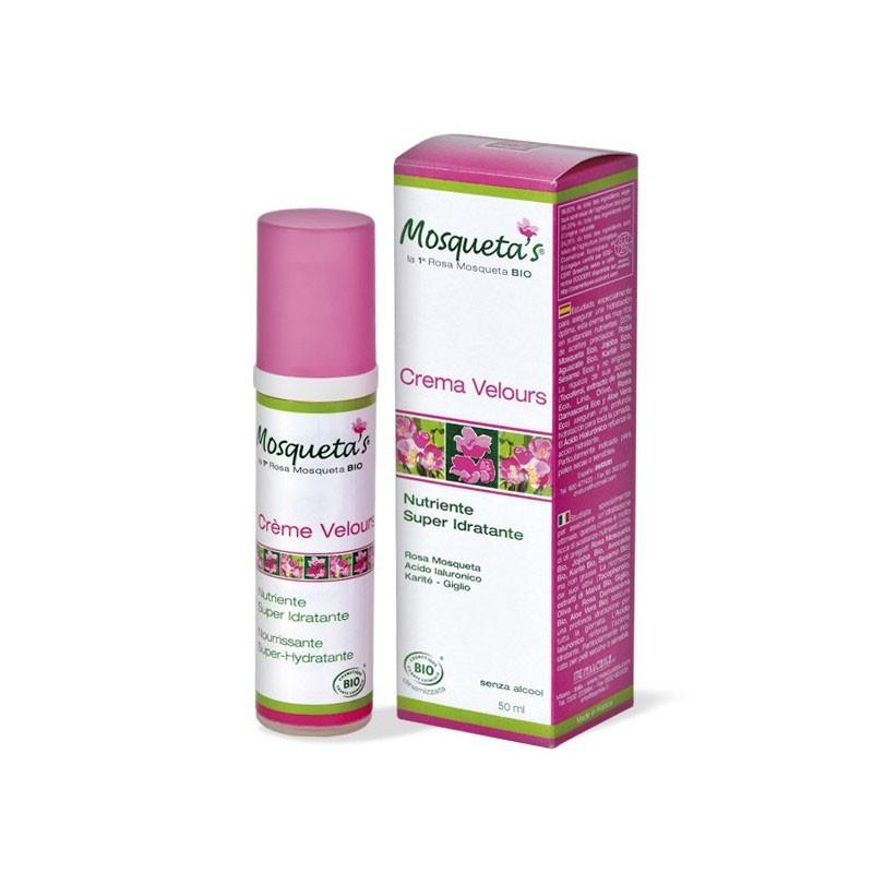 Mosqueta's Crema Nutritiva Súper Hidratante 50 ml