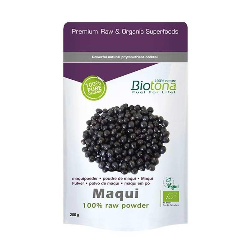 Biotona Maqui en Polvo 200gr