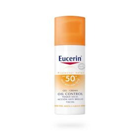 Eucerin Sun Gel Crema Oil Control Toque Seco SPF50 50ml