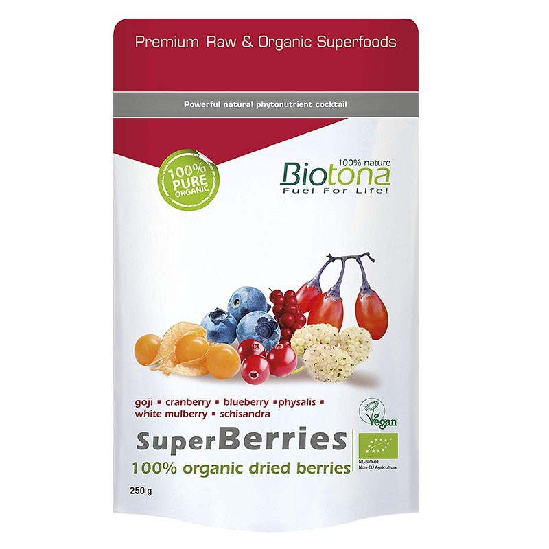 Biotona Super Berries 250gr