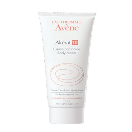 Avène Akérat 10 Crema Corporal Body Cream 200 ml