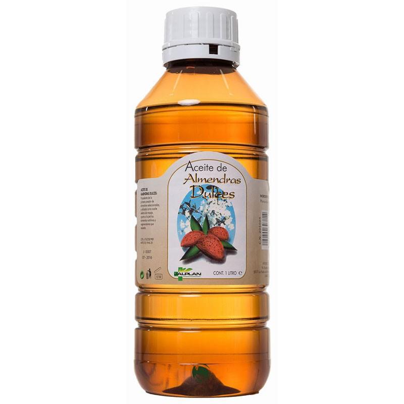 Jalplan Aceite de Almendras Dulces 1000 ml