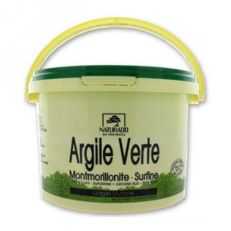 Naturado Arcilla Verde Natural 2.5 kg