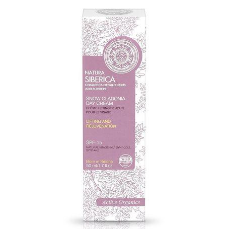 Natura Siberica Crema Lifting con Cladonia Nevada 50 ml