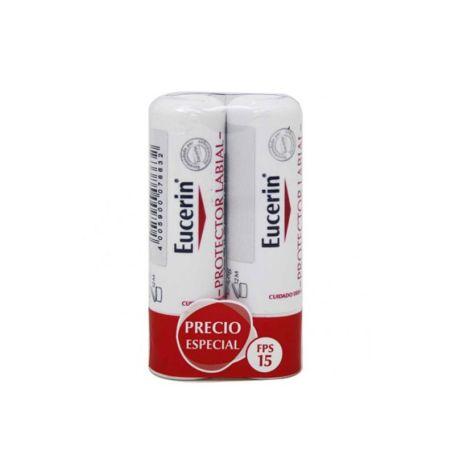 Eucerin Protector Labial Piel Sensible x2 unidades