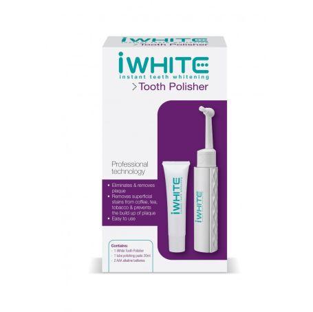 IWhite Kit Blanqueamiento Dental Placa y Manchas