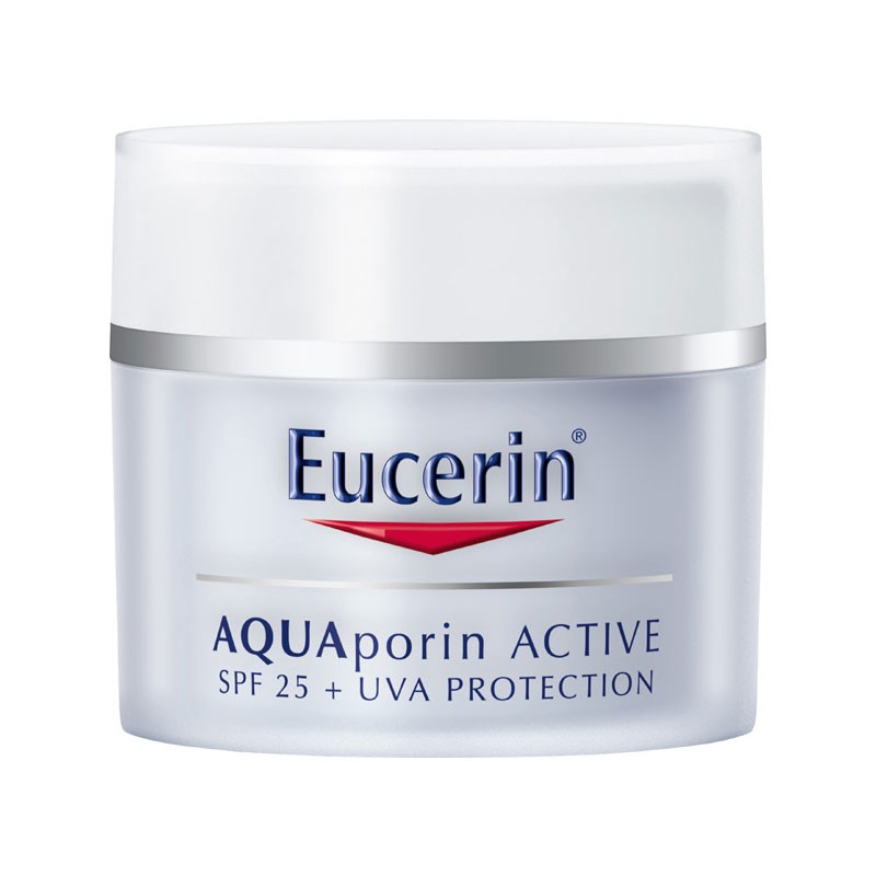 Eucerin Aquaporin Active Hidratación Intensa FPS25 50ml