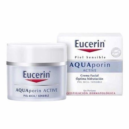 Eucerin Aquaporin Active Crema Hidratante Intensiva Pieles Secas 50ml