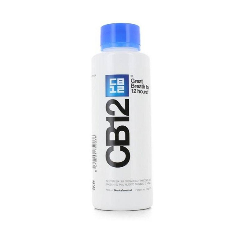 CB12 Colutorio Halitosis 500ml