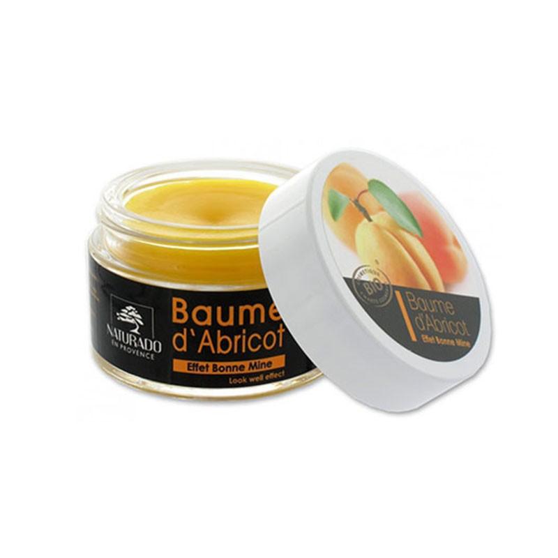 Naturado Bálsamo de Albaricoque BIO Piel Seca 30 ml