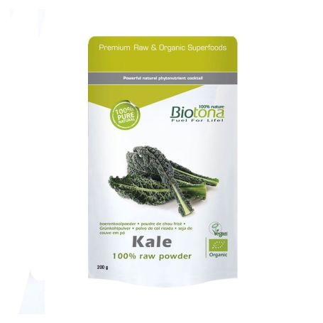 Biotona Kale Col Rizada BIO 120gr