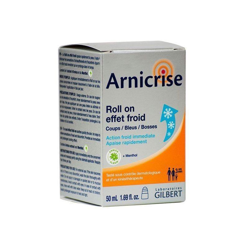 Gilbert Arnicrise Roll-On Efecto Frío 50 ml