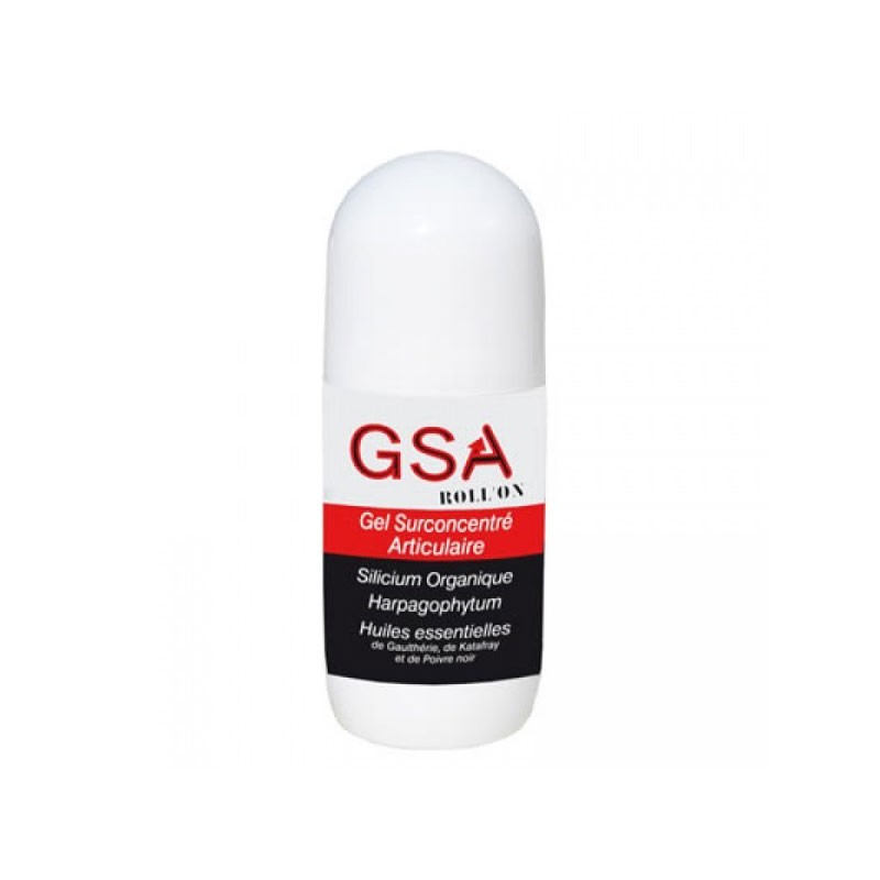 GSA Roll-on Gel Surconcentré Articular 40 ml