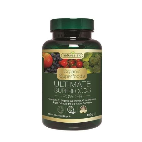 Natures Aid Ultimate Superfoods Polvo 150gr