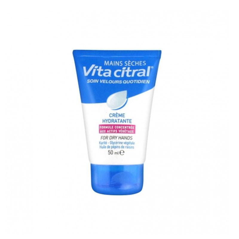 Vita Citral Crema de Manos Hidratante con Extractos Vegetales 50ml