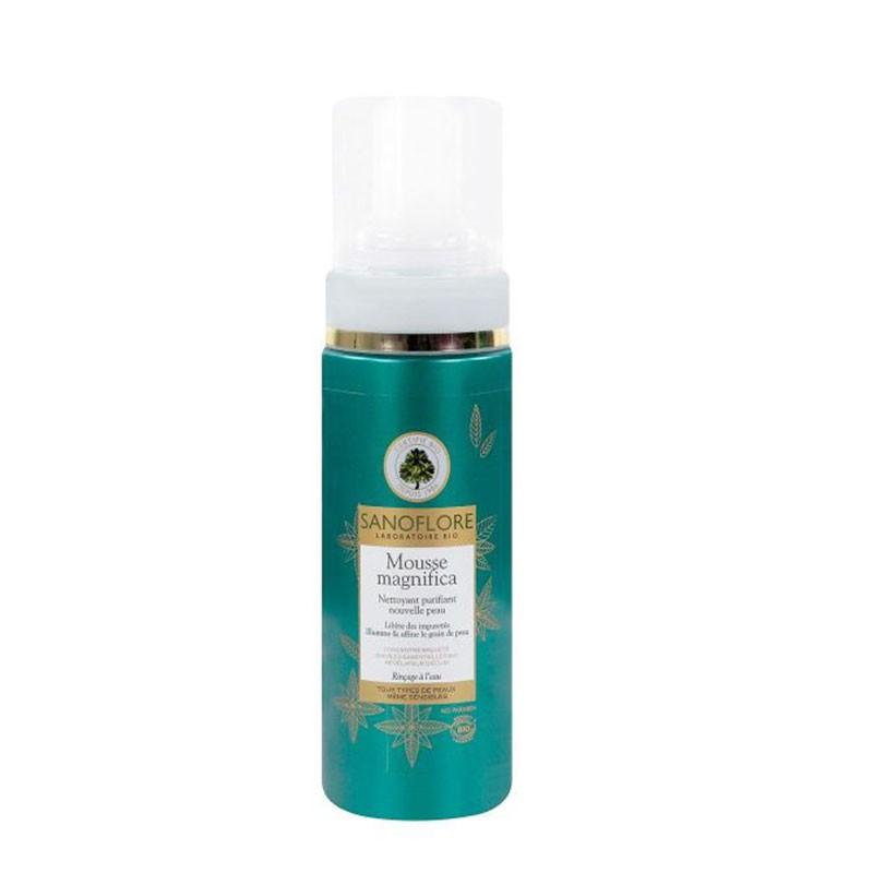 Sanoflore Magnifica Espuma Limpiadora Pieles Grasas 150 ml