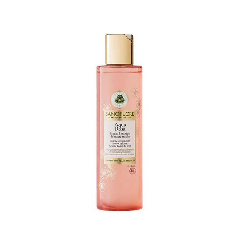 Sanoflore Aqua Rosa Esencia Botánica 200ml