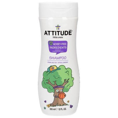 Attitude Champú Infantil Ecológico 355 ml