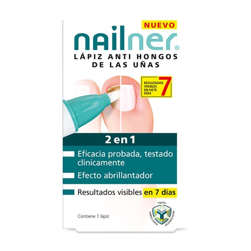 Nailner 2 en 1 Lápiz Anti Hongos Uñas