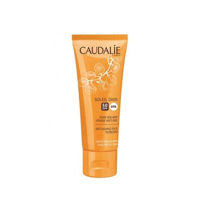 Caudalie Soleil Divin Tratamiento Solar Antiedad FPS50+ 40 ml