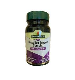 Natures Aid Enzimas Digestivas Complex 60 comprimidos