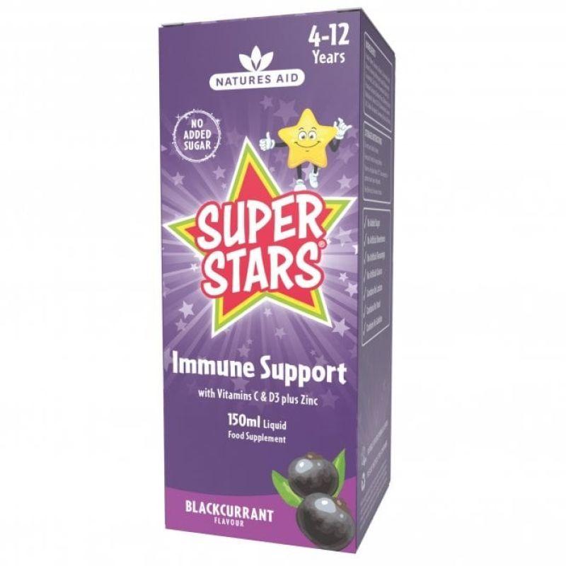 Natures Aid Kidz Immune Support 150ml