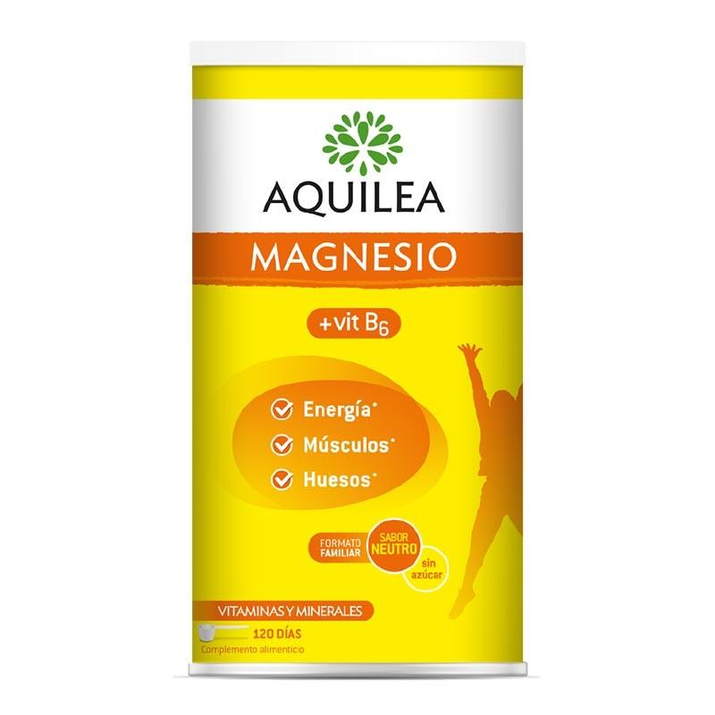 Aquilea Magnesio Vit B6 Cansancio y Fatiga 120 días