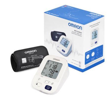 Omron M3 Comfort Tensiómetro Digital