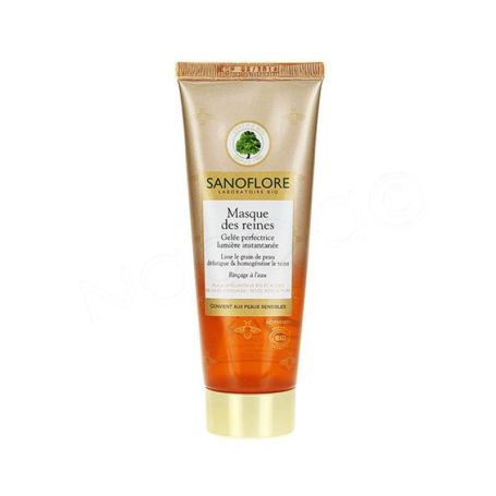 Sanoflore Masque des Reines Mascarilla iluminadora 75 ml