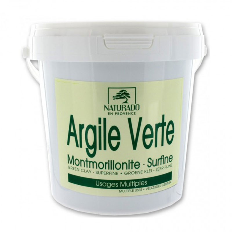 Naturado Arcilla Verde Natural 1kg