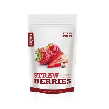 Purasana StrawBerries 150 gr