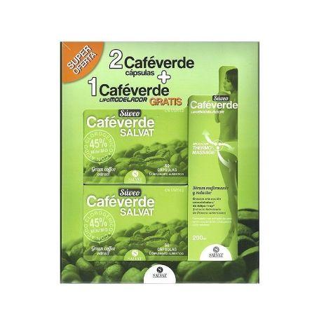 Salvat Café Verde Pack Oferta