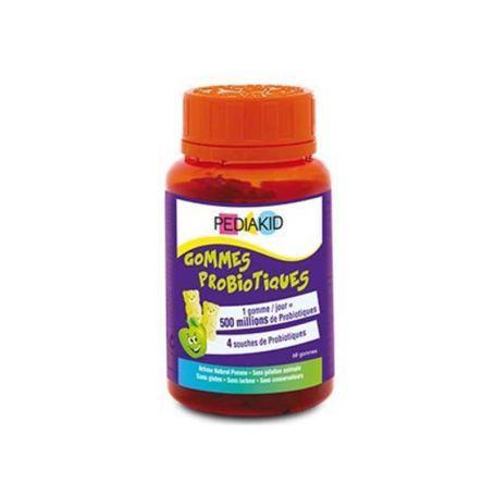 Pediakid Gominolas Probióticos 60 unidades