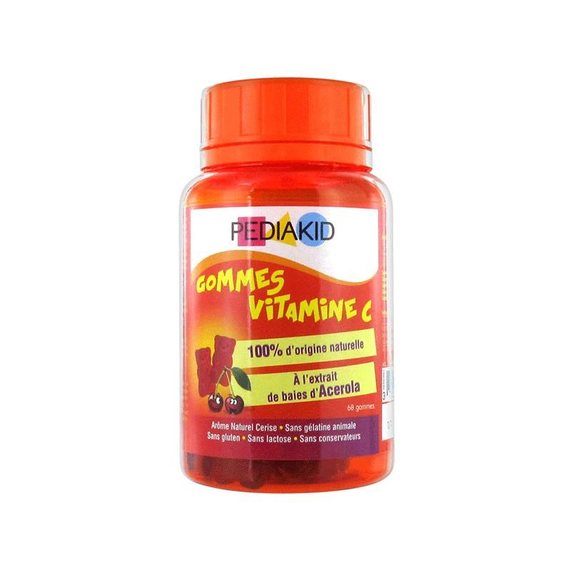 Pediakid Gominolas Vitamina C 60ud
