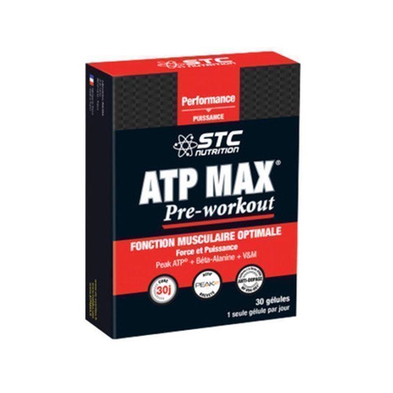 STC ATP Max Pre-Workout Muscular 30 cápsulas