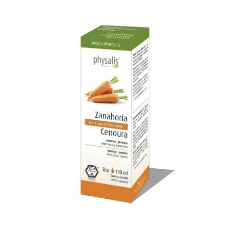 Physalis Aceite de Zanahoria BIO 100ml