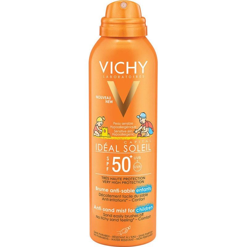 Vichy Ideal Soleil Bruma Anti-arena infantil 200ml