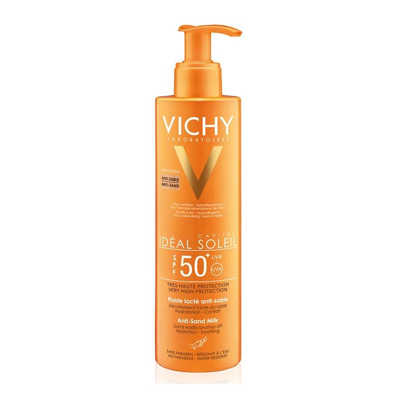 Vichy Idéal Soleil SPF50 Fluido Antiarena 200ml