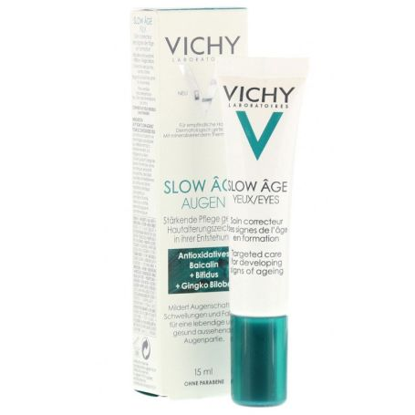 Vichy Slow Age Contorno de Ojos 15ml