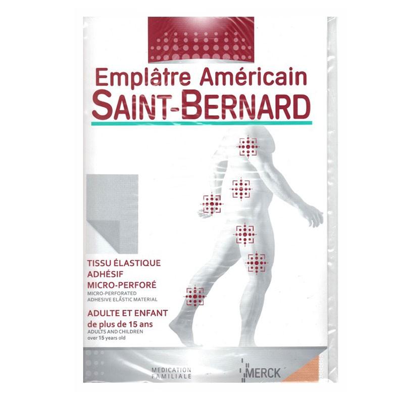 Saint Bernard Parches Adhesivos Microperforados 1 unidad