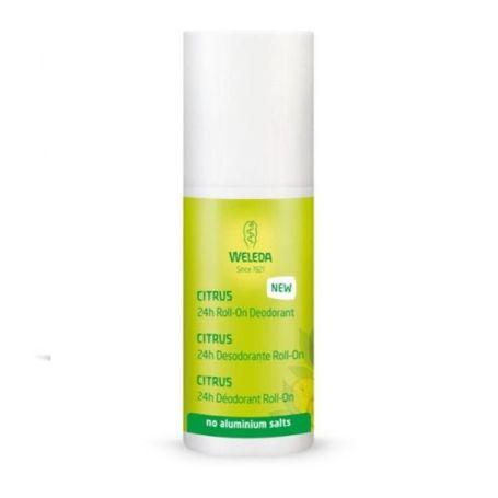 Weleda Citrus Desodorante Roll-on 24 horas 50ml